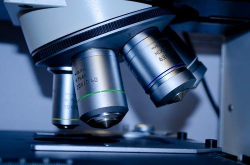 microscope slide research close up 60022 covid
